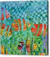 Reef 1 Canvas Print