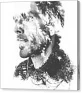 Reemergence Canvas Print