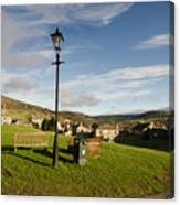 Reeth Canvas Print