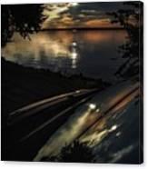 Reflected Beauty  Canvas Print