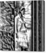 Reflected Signal Canvas Print