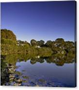 Reflected Tranquility Canvas Print