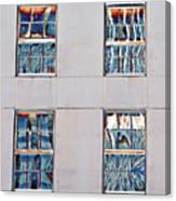 Reflecting Artwork Canvas Print