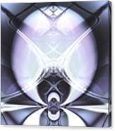 Reflecting Gateway Canvas Print