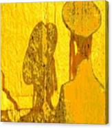 Reflecting Reflections Canvas Print