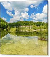Reflecting Tranquility Canvas Print
