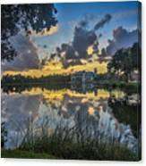 Reflection 5 Canvas Print