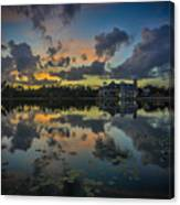 Reflection 7 Canvas Print