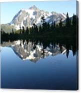 Reflection Lake Canvas Print