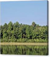 Reflection - On - The - Water Canvas Print
