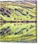 Reflections Alaska  Canvas Print