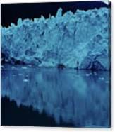 Reflections - Glacier Canvas Print