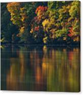 Reflections Of Colors Canvas Print