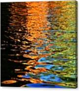 Reflections Of Eden Canvas Print