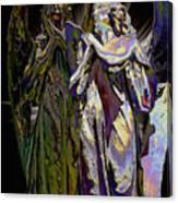 Reflections Of Faith Canvas Print