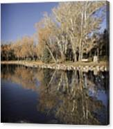 Reflections Of Henderson Canvas Print