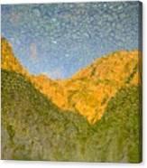 Reflections Of Montenegro No.3 Canvas Print