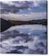 Reflections On Harris Canvas Print