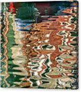 Reflections Venice_dsc4687_03032017 Canvas Print