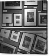 Reflective Art 1 Canvas Print