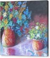 Reflexions Canvas Print