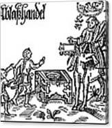 Reformation: Indulgences Canvas Print