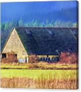 Refuge Barn Canvas Print