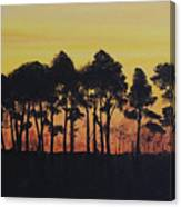Refuge Sundown Canvas Print