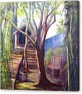 Refugio Canvas Print
