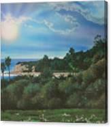 Refugio Point 4 Canvas Print