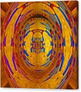 Regal Bow Knot Canvas Print