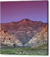 Regal Desert Canvas Print