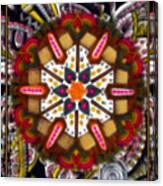Regal Mandala Canvas Print