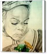 Regi Canvas Print