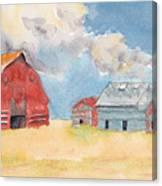 Regina Way Canvas Print