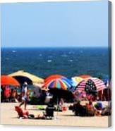 Rehobath Beach Canvas Print