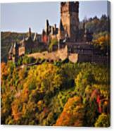 Reichsburg Castle Canvas Print