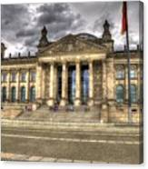 Reichstag Building  Canvas Print
