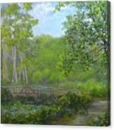 Reinsteinwoods Park Canvas Print