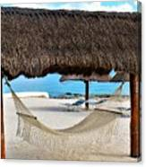 Relaxation Defined Canvas Print