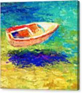 Relaxing Getaway Canvas Print