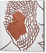 Release - Tile Canvas Print