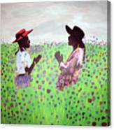 Remember Way Back When Canvas Print