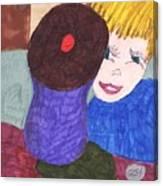Remember When A Cupcake Was A Quarter  Canvas Print