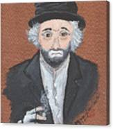Remembering Freddie The Freeloader Canvas Print