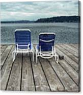 Remembering Summer. Canvas Print