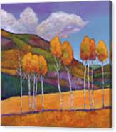 Reminiscing Canvas Print