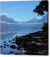 Remote Range Canvas Print