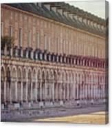 Renaissance Arches Aranjuez Spain Canvas Print