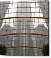 Rencen From Within Canvas Print